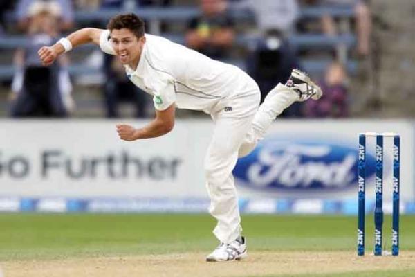 दूसरे टेस्ट में वेस्ट इंडीज पर भारी पड़े कीवी