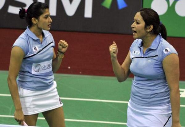 राष्ट्रीय बैडमिंटन : गुट्टा और पोनप्पा ने महिला युगल खिताब जीता