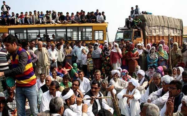 जाट आंदोलन: लीक हो गई CID की सीक्रेट रिपोर्ट, सरकार ने बिठाई जांच