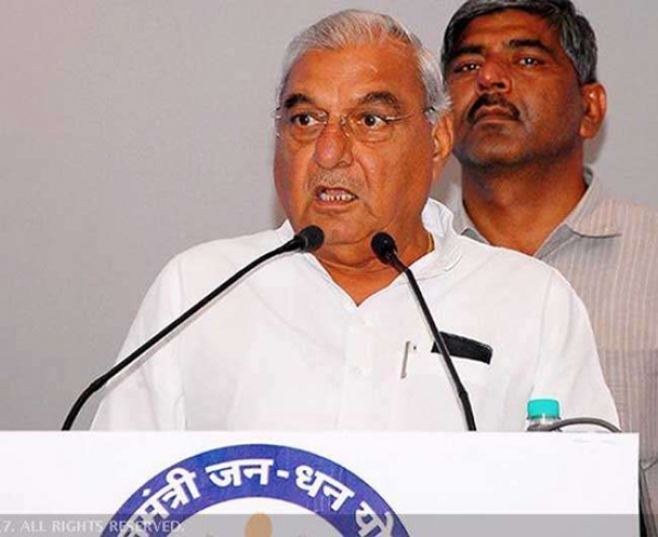 भाजपा सरकार का ध्यान बस राजनीतिक बदला लेने पर : हुड्डा