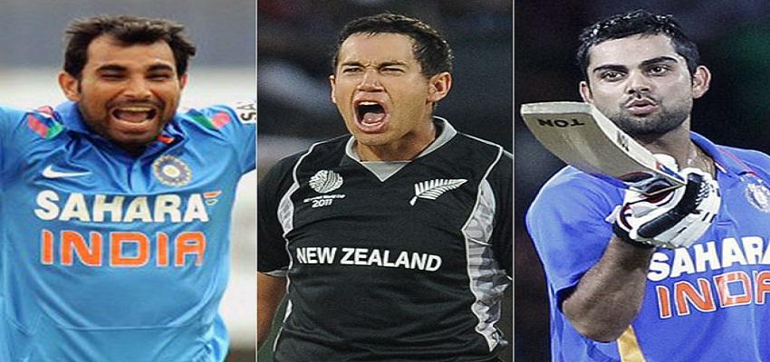 भारत-न्यूजीलैंड के बीच आखिरी वनडे, सीरीज में 1-1 की बराबरी पर है दोनों टीम।
