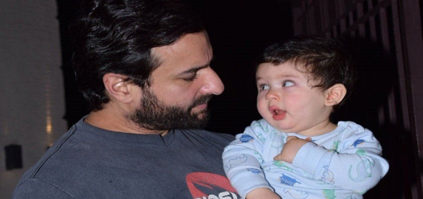 चिल्ड्रंस डे पर तैमूर को पापा सैफ़ अली खान  से मिली 1.30 करोड़ की कार।