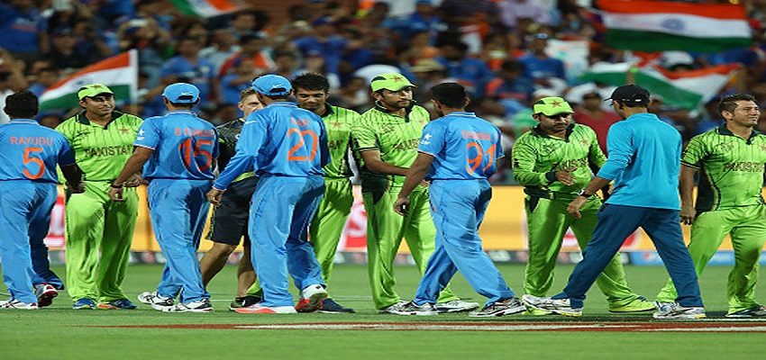 भारत-पाकिस्तान क्रिकेट सीरीज, चर्चा के लिए खेल मंत्री से मिले बीसीसीआई अधिकारी।