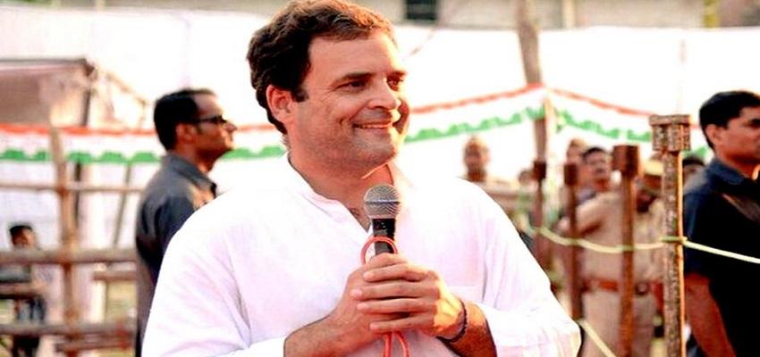 राहुल की ताजपोशी की प्रक्रिया शुरू,कांग्रेस अध्यक्ष के लिए नामांकन दाखिल करेंगे राहुल।