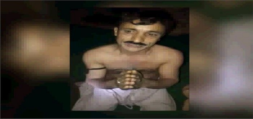 आतंकियों ने भाजपा कार्यकर्ता की पिटाई, पार्टी छोड़ने की दी धमकी।