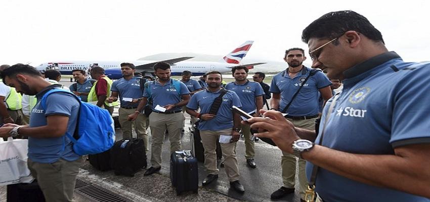 एयरलाइंस में तकनिकी खराबी के कारण दिल्ली क्रिकेट टीम की उड़ान हुई रद्द