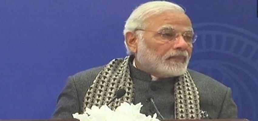 प्रधानमंत्री मोदी द्वारा सम्बोधित प्रवासी भारतीय दिवस कार्यक्रम में 23 देशों के 124 सांसद और 17 मेयर हुए शामिल।