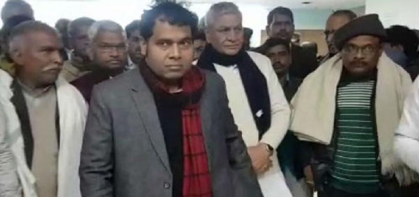 मथुरा: कैबिनेट मंत्री लक्ष्मी नारायण के करीबी रिश्तेदार की गोली मारकर हत्या