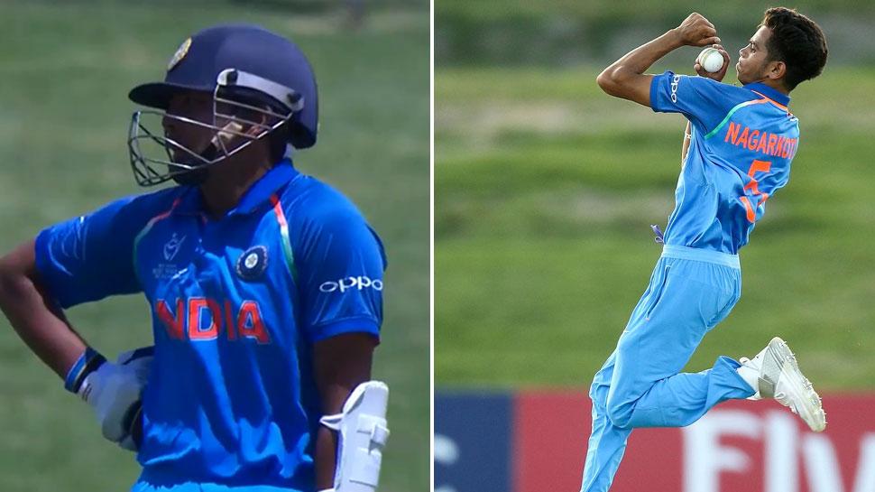 आईसीसी अंडर-19 के 'पृथ्वी ब्रिगेड' ने पहले ही मैच में दिखाया दम