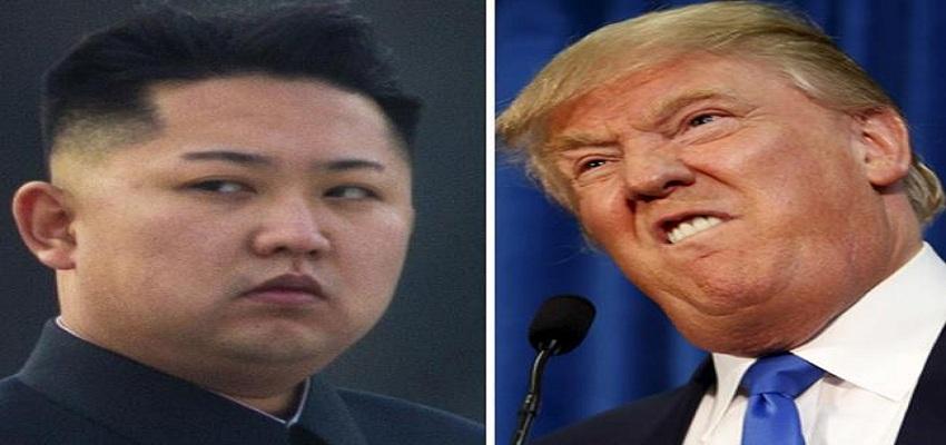 किम जोंग से मिलेंगे डोनाल्ड ट्रम्प।