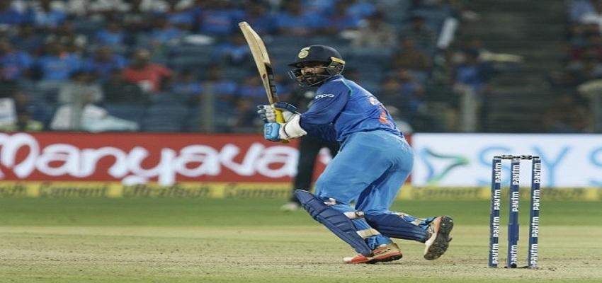टीम इंडिया की जीत में दिनेश कार्तिक चमके।