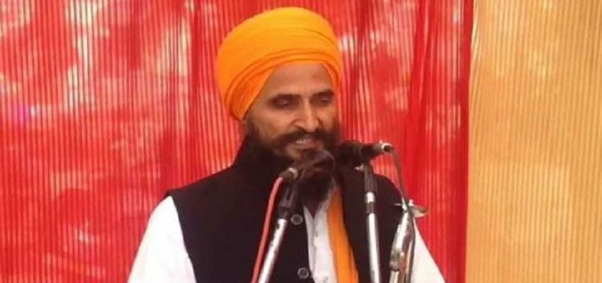 सिखों के लिए संघर्ष करने वाले गुरबख्श सिंह की मौत।