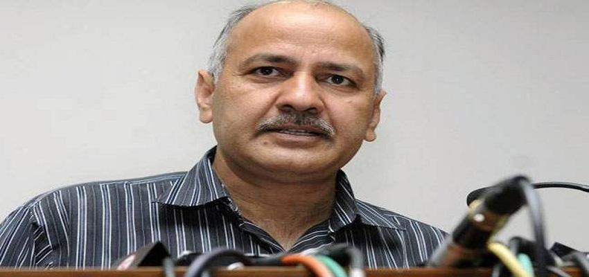 मनीष सिसोदिया ने पेश किया दिल्ली का बजट।