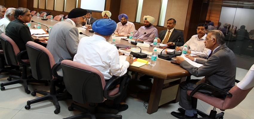 चंडीगढ़ में होगी राज्यपालों की मीटिंग।