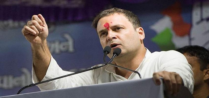 राहुल गांधी की रैली को लेकर कांग्रेसियों में नहीं थम रही गुटबाजी।