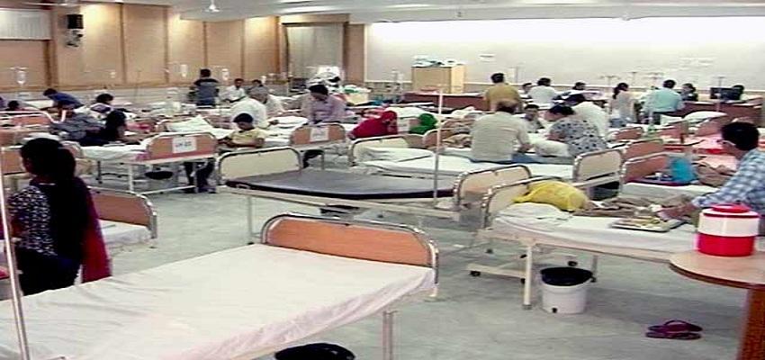 मलेरिया से निपटने के लिए स्वास्थ्य विभाग सतर्क।