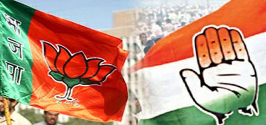 कर्नाटक के कुरुक्षेत्र में कांग्रेस- बीजेपी