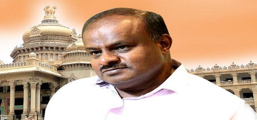 कुमार स्वामी के शपथ ग्रहण का दिन बदला।