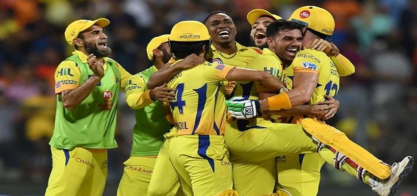 IPL सीजन-11 के फाइनल में चेन्नई की जीत।
