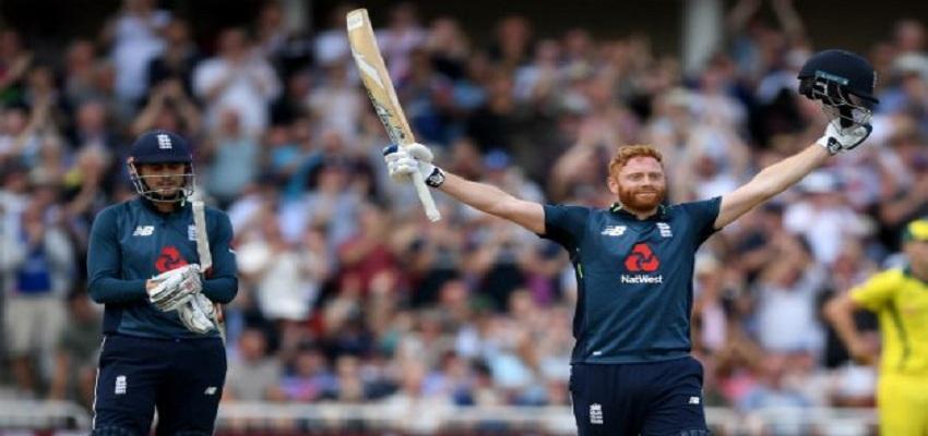 इंग्लैंड ने 481 रन बनाकर बनाया वर्ल्ड रिकॉर्ड।