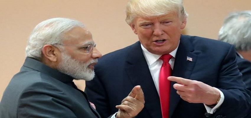भारत ने अमेरिकी कारोबारी कार्रवाई का दिया जवाब।
