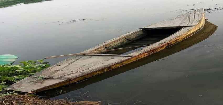 सतलुज के रास्ते भारतीय सीमा में घुसी पाकिस्तानी नाव।