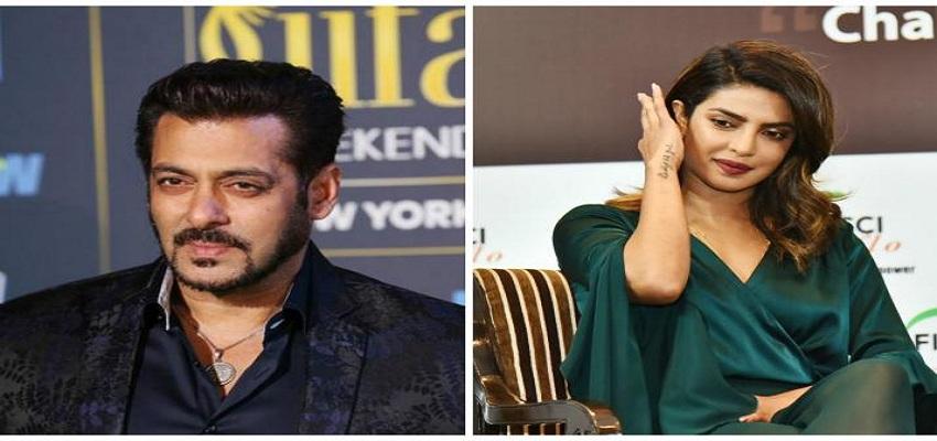 प्रियंका चोपड़ा ने झूठ बोलकर छोड़ी सलमान खान की 'भारत'
