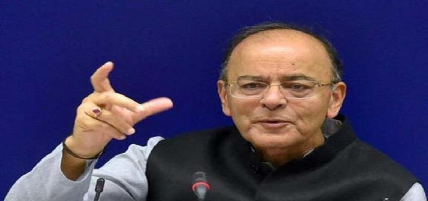UPA को वाजपेयी सरकार की नीतियों का मिला फायदा-जेटली