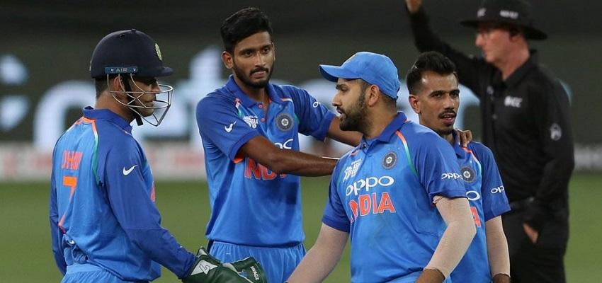 भारत ने हांगकांग को 26 रनों से दी मात।
