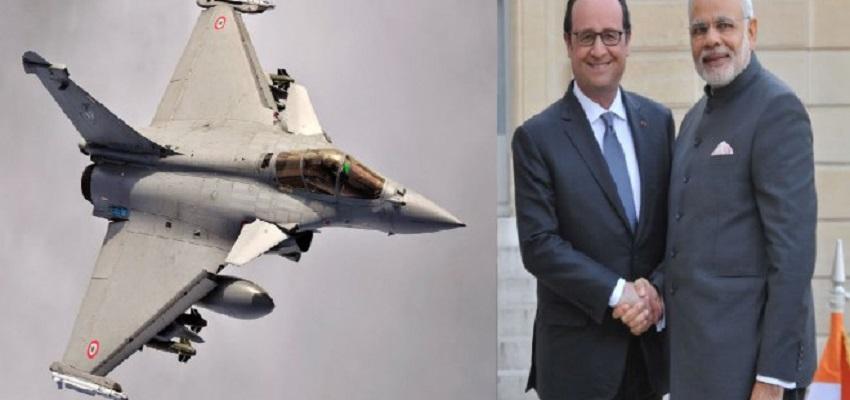 राफेल डील पर फ्रांस के पूर्व राष्ट्रपति का बड़ा खुलासा।