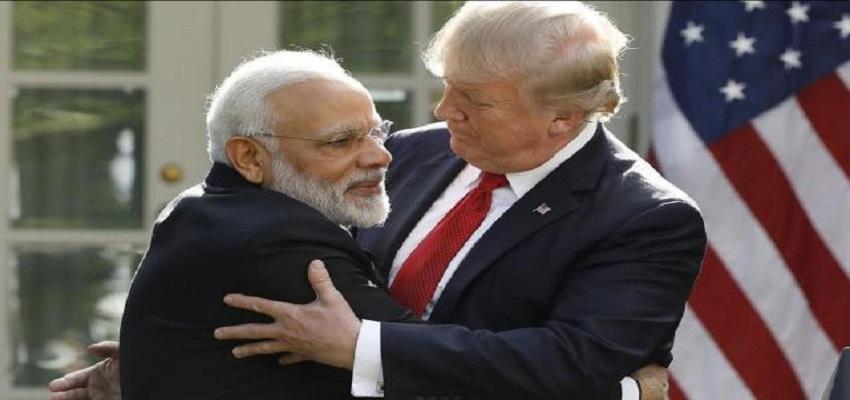 शुल्क से बचने के लिए भारत करना चाहता व्यापार समझौता- ट्रंप