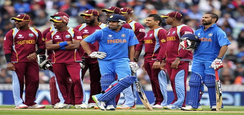 भारत और वेस्टइंडीज के बीच दूसरा वनडे आज।