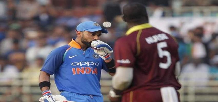 भारत और वेस्टइंडीज के बीच दूसरा टेस्ट मैच टाई।