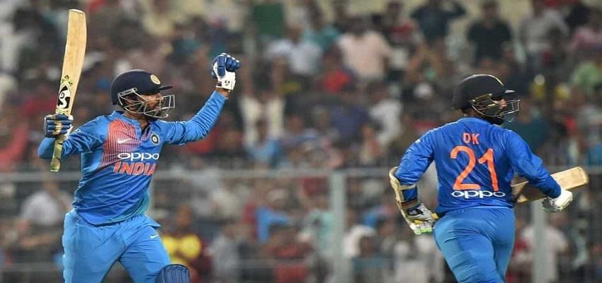 भारत-वेस्टइंडीज के बीच सीरीज का अंतिम मैच आज।