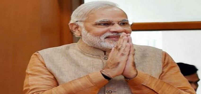 प्रधानमंत्री नरेंद्र मोदी ने बिलासपुर में की चुनावी रैली।