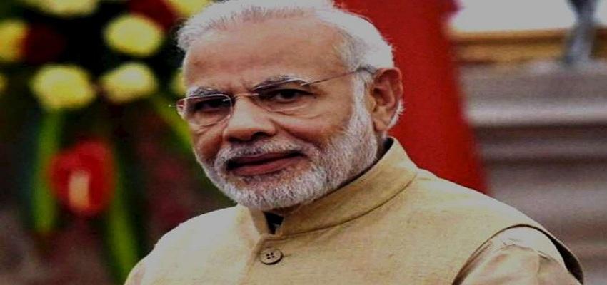 PM नरेंद्र मोदी ने एक तीर से साधे कई निशाने।