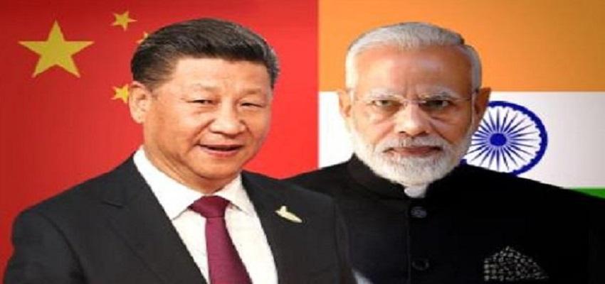 नए साल में चीन को झटका देगा भारत ।