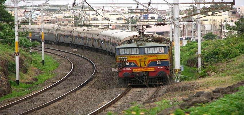 लंबी दूरियों की ट्रेनों की जगह नए मॉर्डर्न LHB वाले कोच।