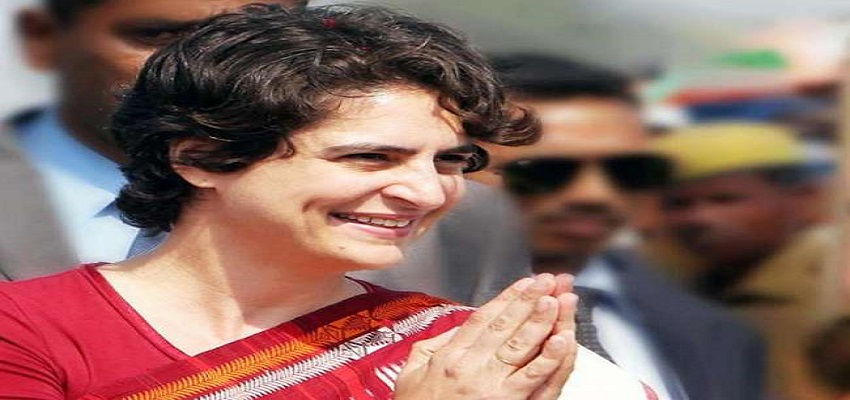 प्रियंका गांधी की राजनीति में एंट्री, राहुल गांधी ने पूर्वी यूपी में बनाया महासचीव।