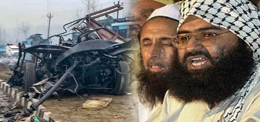 आतंकी मसूद अजहर ने कहा चीन पाकिस्तान के साथ, भारत से डरने की जरूरत नहीं