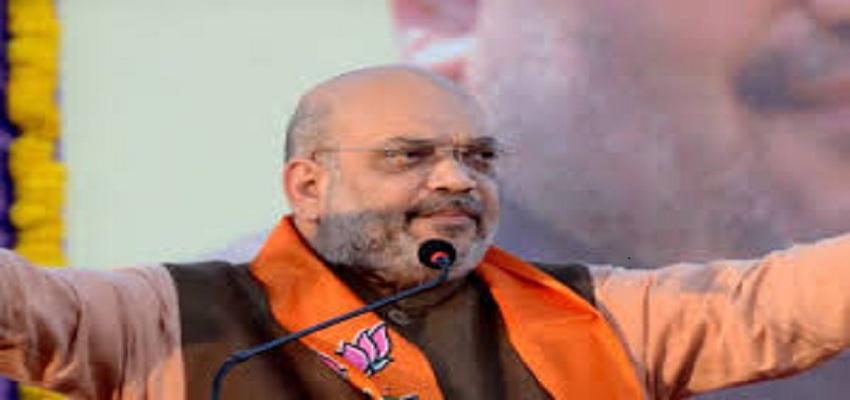 भारतीय जनता पार्टी के अध्यक्ष अमित शाह का पलटवार