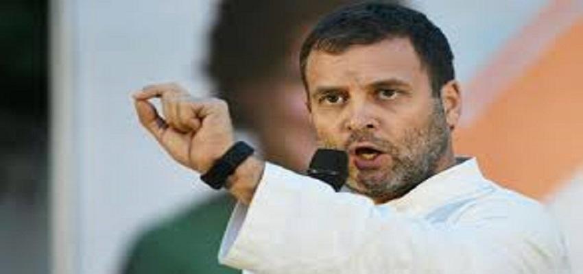 सत्ता में आने पर अर्धसैनिक बलों को देंगे शहीदों का दर्जा-राहुल गांधी