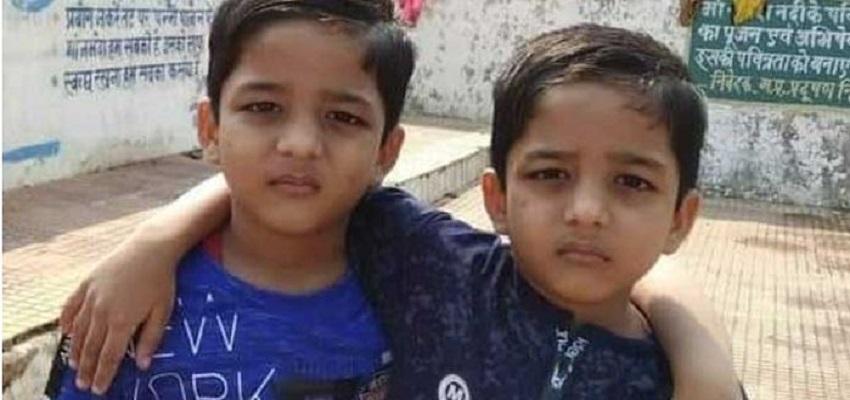 मध्य प्रदेश में जुड़वा भाइयों के अपहरण और हत्या का मामला
