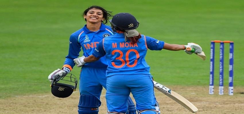 दो भारतीय महिला गेंदबाजों ने एक ही वनडे में 4-4 विकेट निकाले