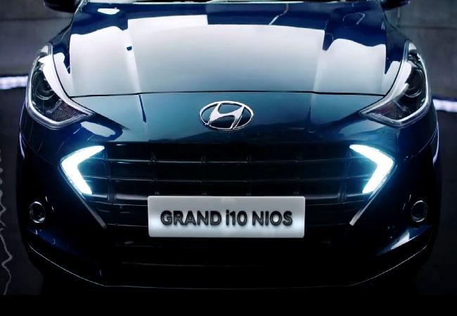 भारत में जल्द होगी नई ग्रैंड आई10 लाॅन्च।
