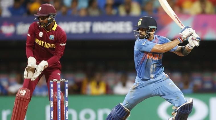 वनडे में भारत का पलड़ा रहा है  वेस्ट इंडीज पर भारी