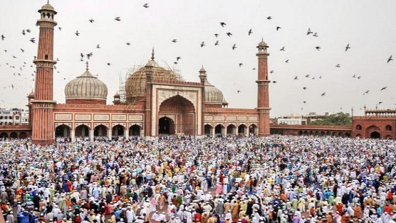 देशभर में ईद-उल-अजहा की धूम, जम्मू में किए सुरक्षा के इंतजाम