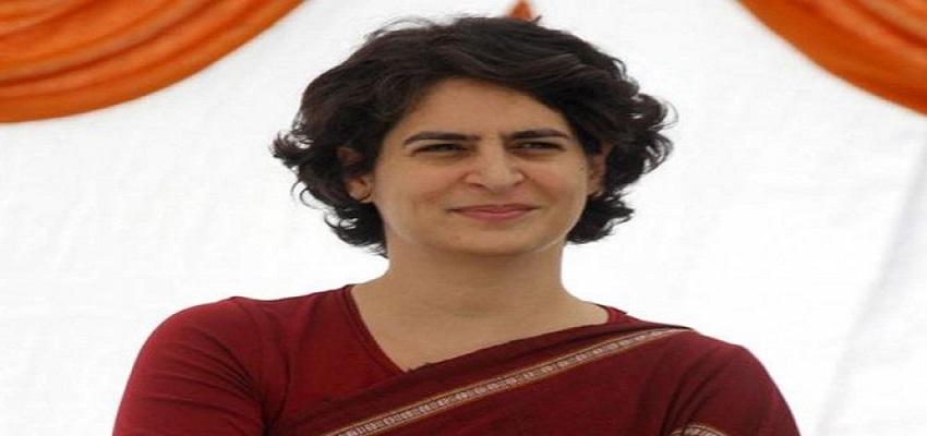पहलू खान हत्याकांड पर बोली प्रियंका गांधी