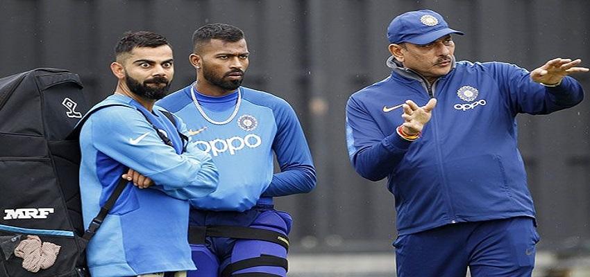 टीम इंडिया के नए कोच का ऐलान आज।