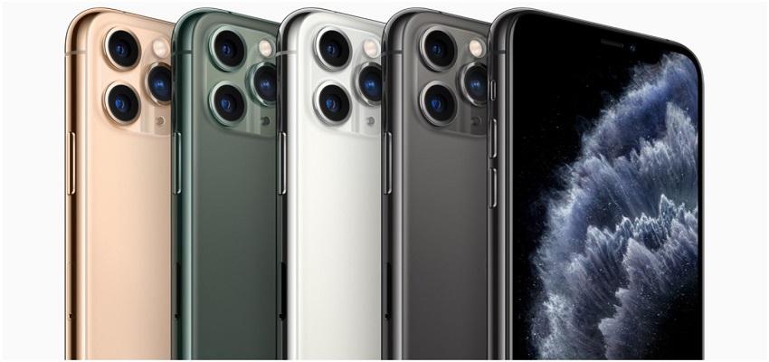 एप्पल ने लॉन्च किए अपने नए आई-फोन